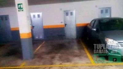 Plaza de garaje y/o trastero, juntas o separadas - 49617229461
