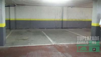 alquilo  dos plazas de garaje en valencia junto  la ciudad de las artes y las ciencias, frente a los
