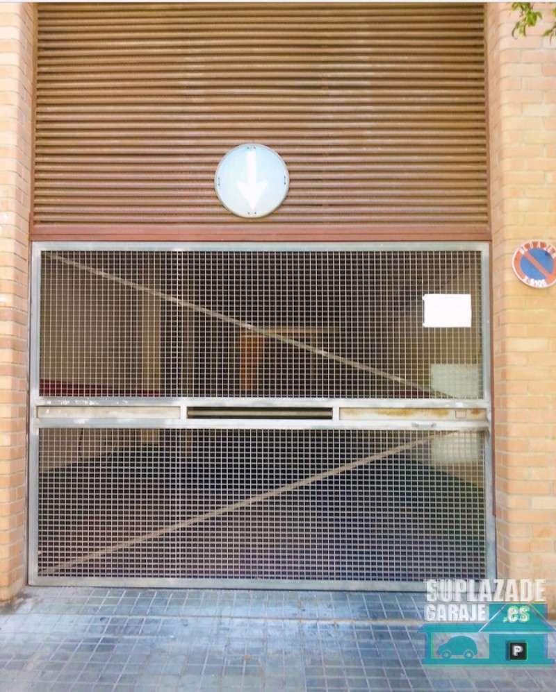 Plaza de garaje amplia en San Marcelino - 4849472463