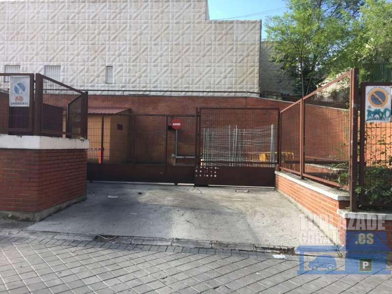 Garaje Avda. Ferrol 49 - 186229728209