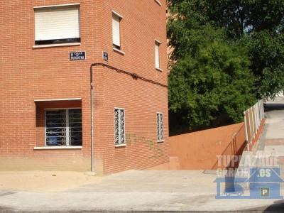 pinar de chamartín-manoteras, c/ purchena. 4  plazas de garaje para turismo grande, 10 m2, primer s