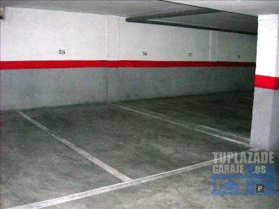 plaza garaje coche mediano segundo sÓtano