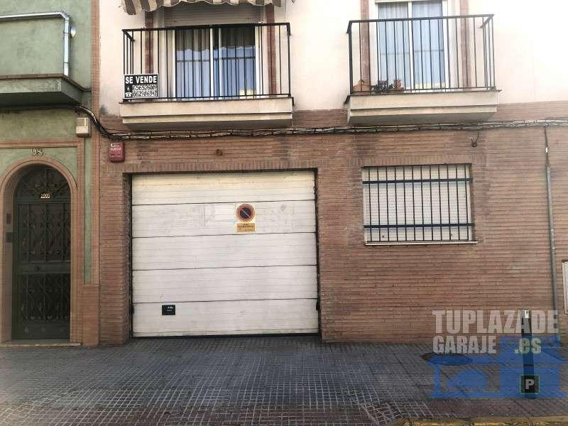 Venta de 2 plazas de garaje en Dos Hermanas (centro) - 5531114141234