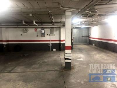 venta de 2 plazas de garaje en dos hermanas (centro)  ubicado en la avenida andalucía superficie