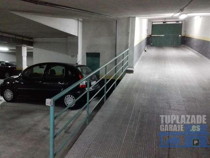 Amplia y cómoda plaza de garaje en el Nuevo Cáceres - 2733914910240