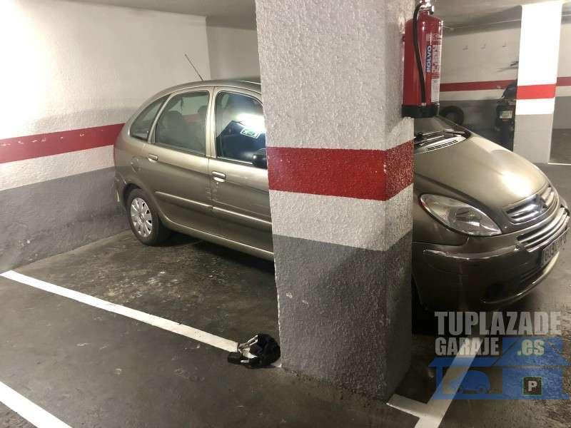 Plaza de parking coche + moto y posibilidad de pack con más plazas - 603402638292