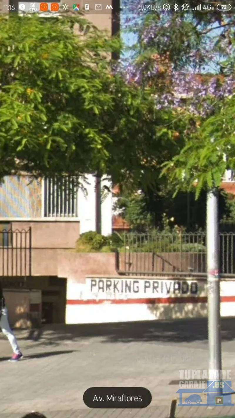 Plaza parking  pubillas casas - 622503368316