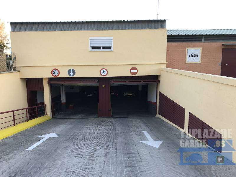 Garaje calle aragon 22 - 938245728329