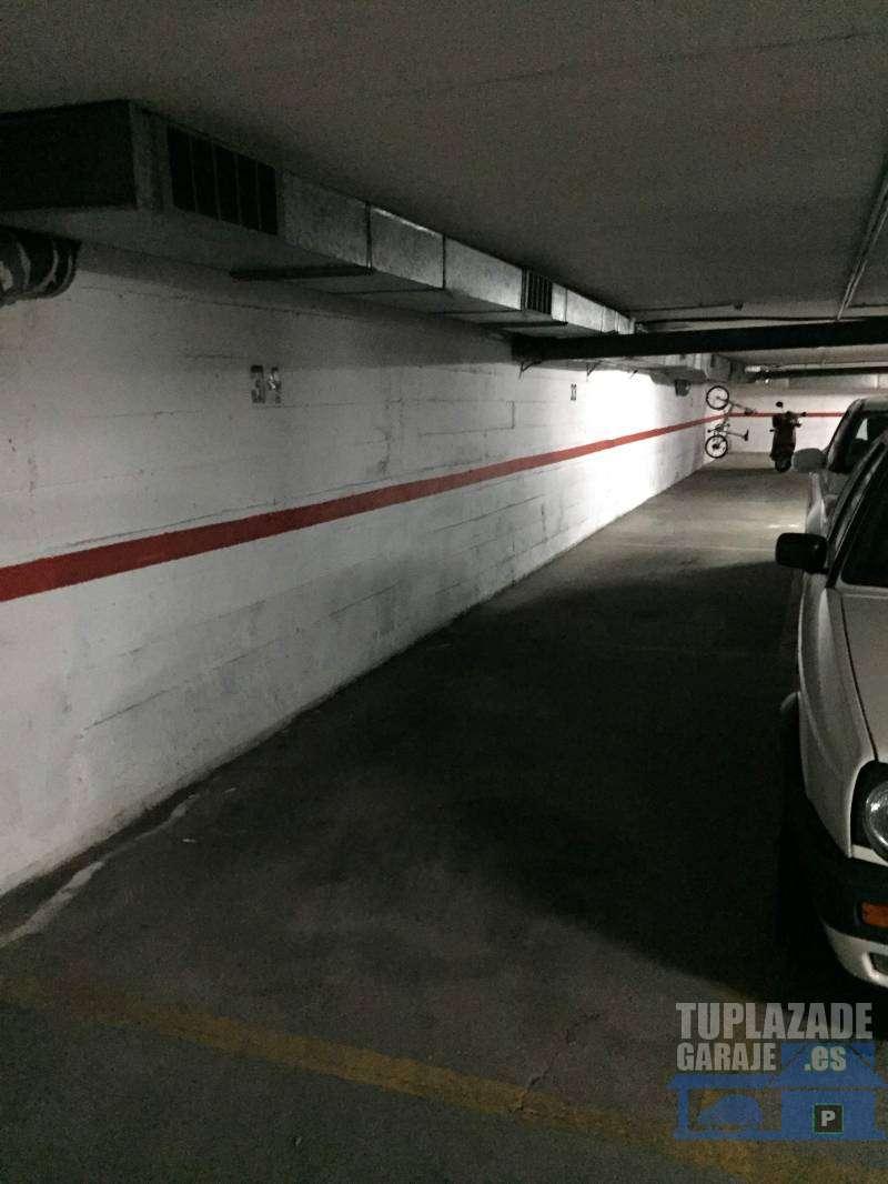 Plaza de parking - 726021848352