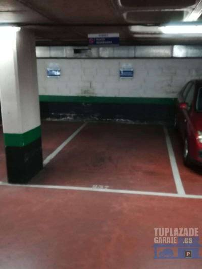parking vigilado 24h
