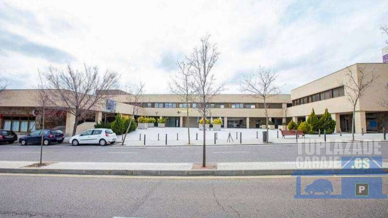 Plaza de garaje urbanización La Legua Toledo - 0544024945387