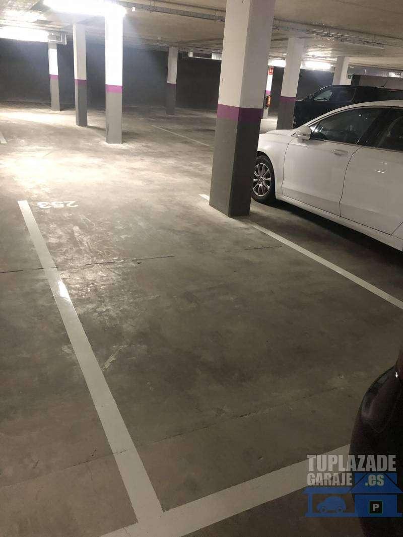 Plaza parking vehículo grande - 149502578390