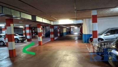 plaza de garaje amplia y de facil acceso sin maniobra. doble entrada - avda. atenas / avda. lisboa.