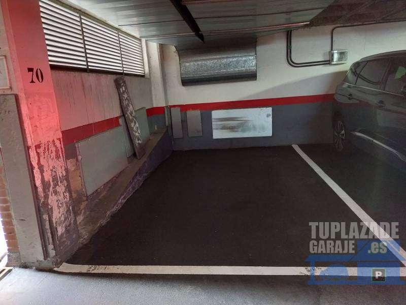 Alquiler plaza de garage - 3923028528402