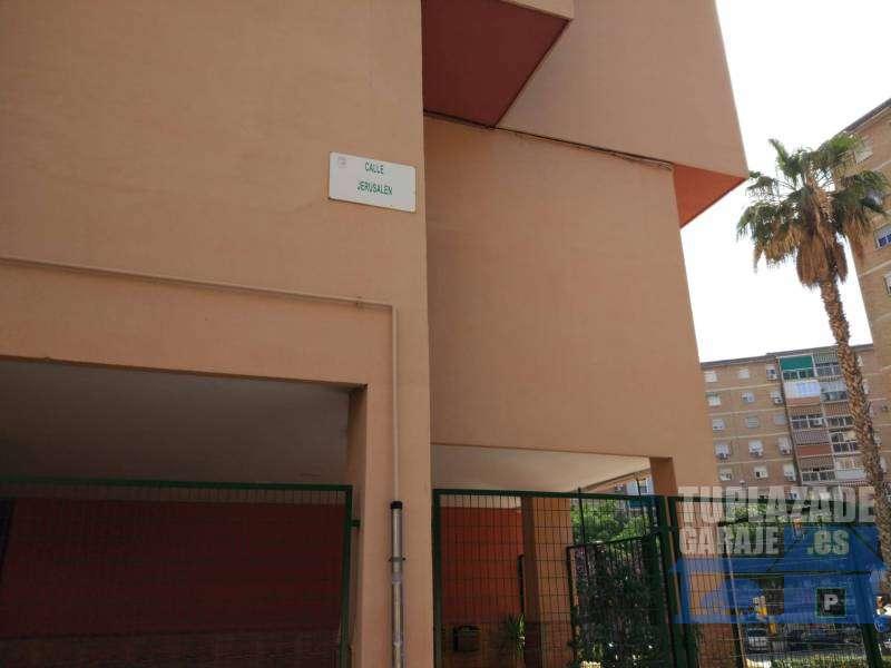 Plaza de Garaje. Urb. Barceló. Oportunidad. - 5246631129406