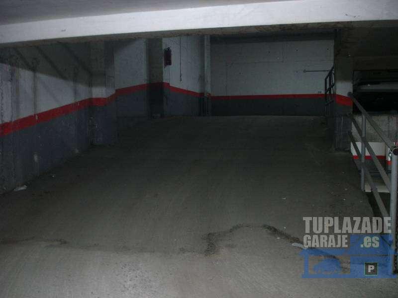 Manoteras, plaza de garaje. Ocasión - 398341628211