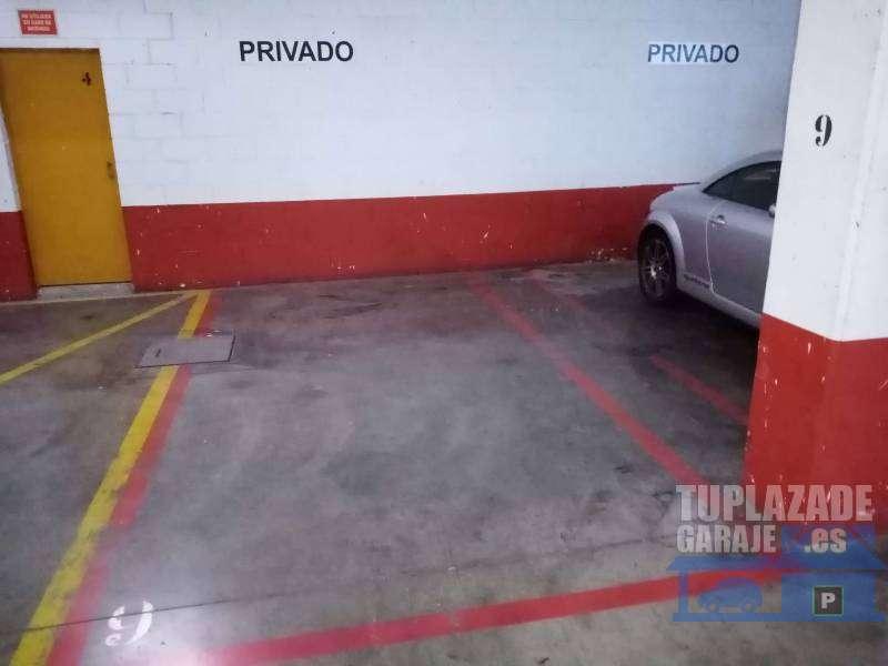 Plazas de garaje en Centro Comercial Garena Plaza - 862081828427