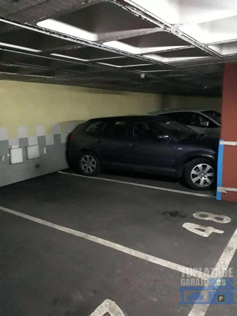 Disponible plaza de garaje en Ronda de Atocha , 15 - 137375328445