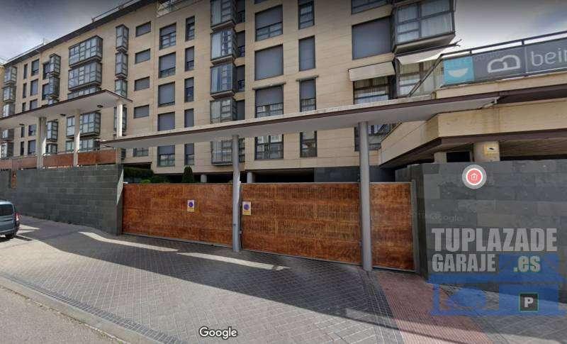 Plaza de Garaje amplia, sin maniobra. - 4863116728479