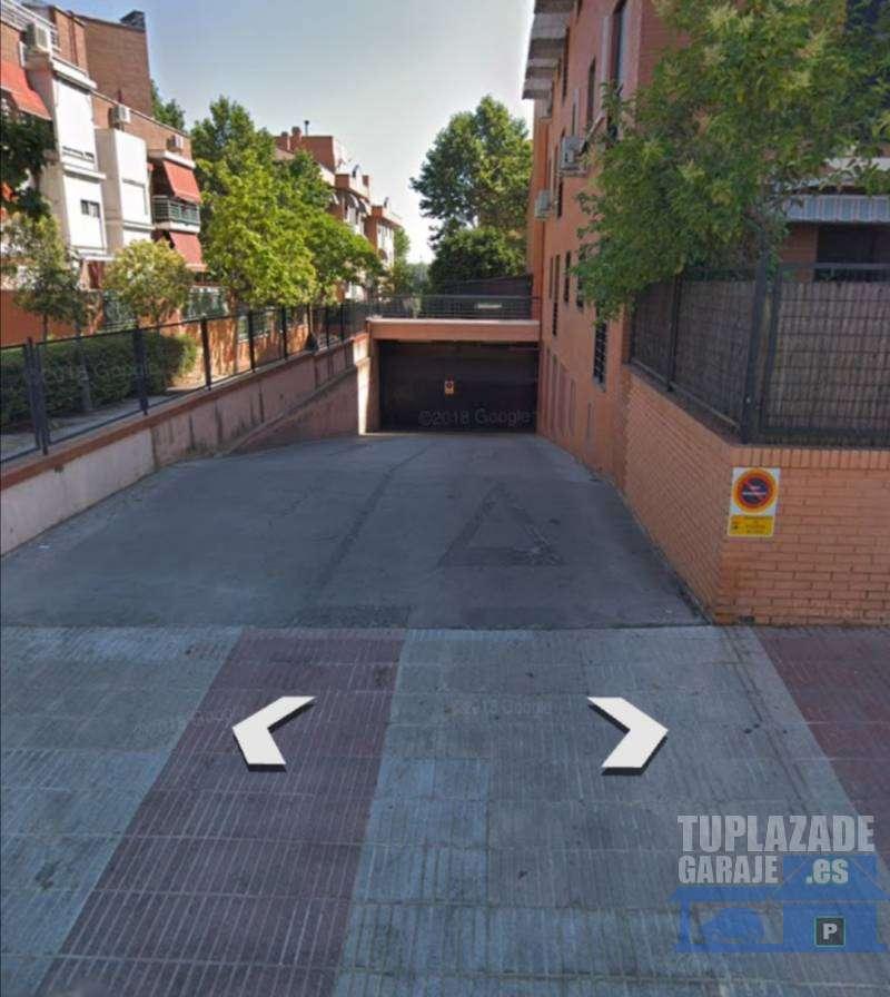 Plaza de moto en Alcorcón - 7682119328398