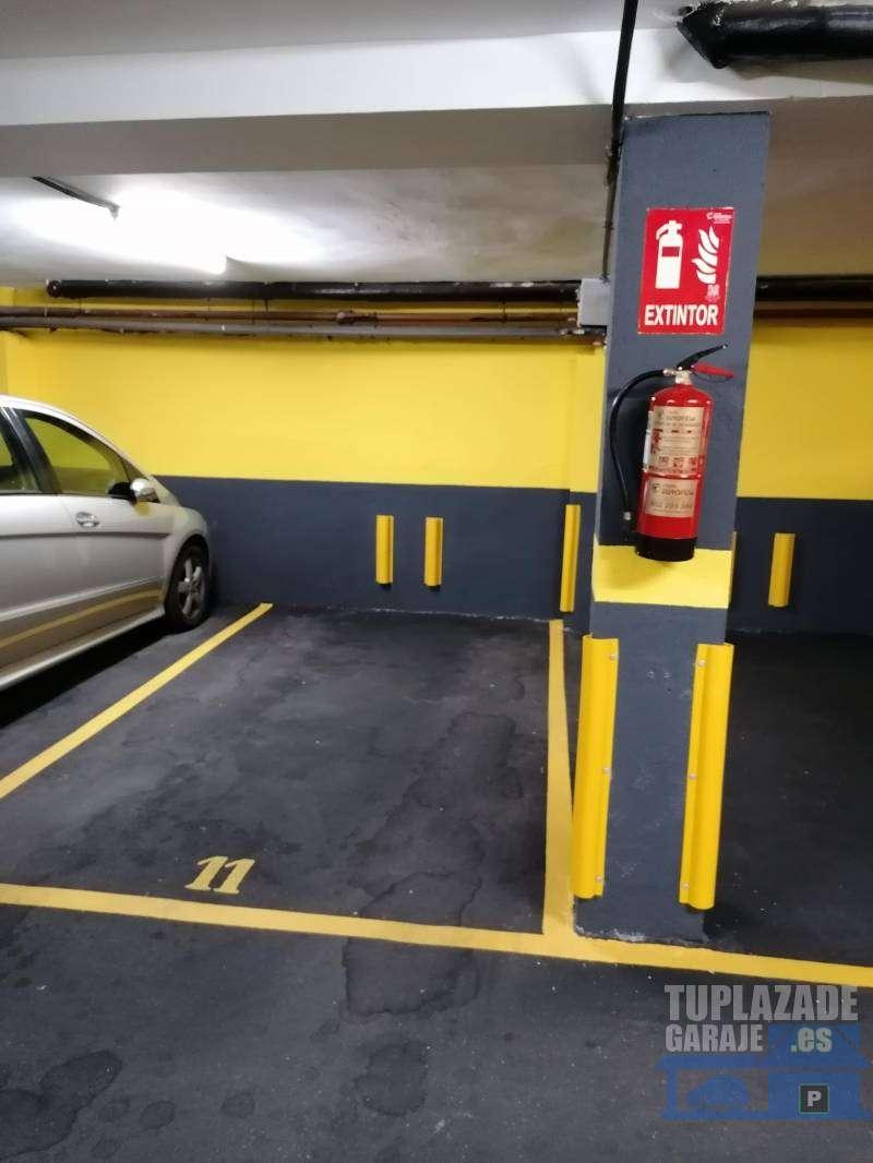 plaza  para coche mediano - 8950823728496