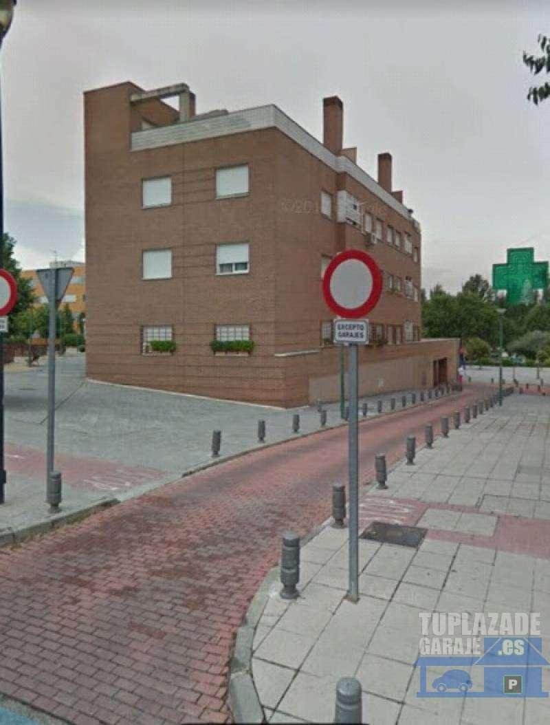 garaje para moto en Pozuelo de Alarcón - 4532325628398