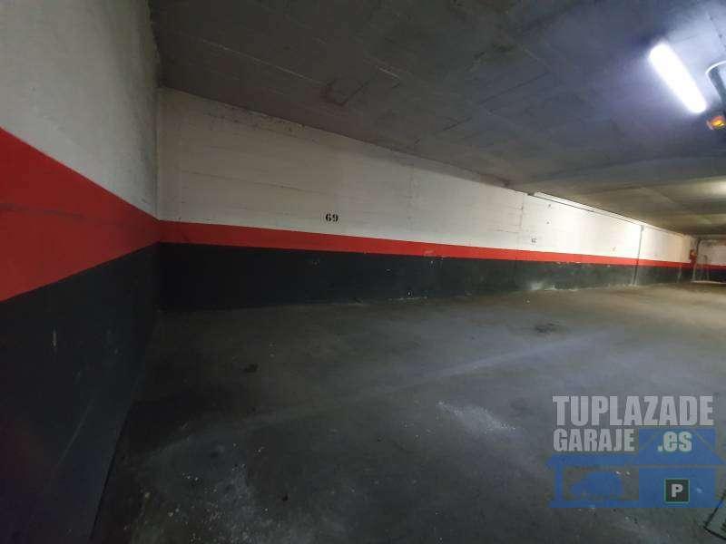 Plaza de garaje en la zona de Chamberí - 6968624528500